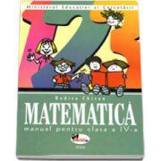 Matematica. Manual pentru clasa a IV-a - Rodica Chiran