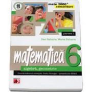 Matematica 2000 CONSOLIDARE 2014-2015 algebra, geometrie clasa a VI-a partea I