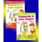 Comunicare in Limba Romana, pentru clasa I - Semestrele I si II (Alexandra Manea)