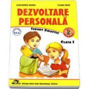 Dezvoltare personala, clasa I. Suport didactic (Alexandra Manea)