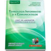 Tehnologia Informatiei si a Comunicatiilor, caiet pentru clasa a VII-a