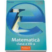 Esential Matematica clasa a VII-a. Partea a II-a (Marius Perianu)