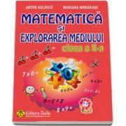 Artur Balauca, Matematica si explorarea mediului - Clasa a II-a