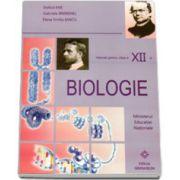 Biologie. Manual pentru clasa a XII-a, Stelica Ene