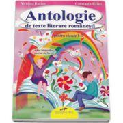 Antologie de texte literare romanesti, clasele I-II. Fise biografice, sarcini de lucru