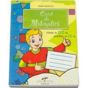Caiet de matematica pentru clasa a III-a, Partea a II-a (Anina Badescu)