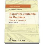 Luminita Ionescu, Expertiza contabila in Romania. Editia a II-a