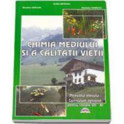 Chimia mediului si a calitatii vietii. Manualul elevului Curriculum optional pentru clasele VII-XI (Emilia Meirosu)