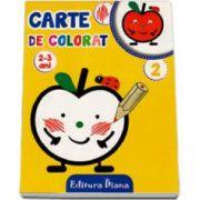 Carte de colorat 2-3 ani (Volumul II)