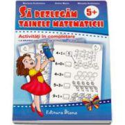 Sa dezlegam tainele matematici. Activitati in completare - La grupa, Clasa, After School, Acasa