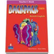 Backpack Starter Level Teachers Book (Mario Herrera)