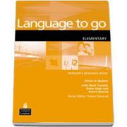Language to Go Elementary Teachers Resource Book (Le Maistre Simon)