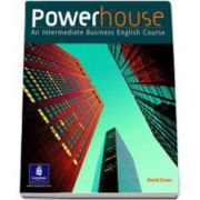Powerhouse Intermediate Course Book (David Evans)