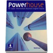 Powerhouse Upper Intermediate Coursebook (David Evans)