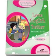 Love English Better. Students book, grade 2