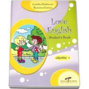 Love English. Grade 1, Students book