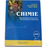 Chimie. Manual pentru clasa a XI-a, C1 - Filiera teoretica, profil real