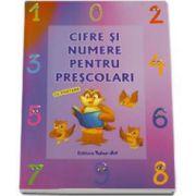 Cifre si numere pentru prescolari cu postere (Ion Dosa)