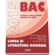 Bacalaureat 2015, limba si literatura romana - Conform noilor modele stabilite de MEN