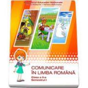 Comunicare in limba romana, manual pentru clasa a II-a - Semestrul I (Claudia Matache)