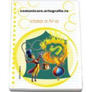 Concursul. Comunicare. Ortografie. ro 2014-2015, pentru clasa a IV-a