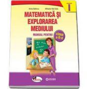 Matematica si explorarea mediului, manual pentru clasa a II-a - Semestrul I (Anina Badescu)
