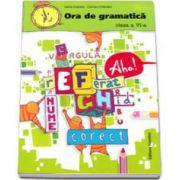 Ora de gramatica, clasa a VI-a