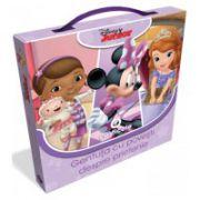 Disney, Cutie cadou Gentuta cu povesti despre prietenie