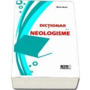Marin Buca, Dictionar de neologisme