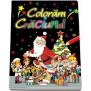Coloram Craciunul - Carte de colorat