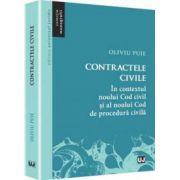 Contractele civile - In contextul noului Cod civil si al noului Cod de procedura civila - Oliviu Puie