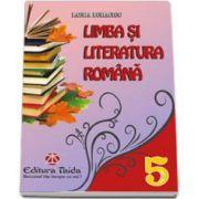 Culegere de Limba si literatura romana pentru clasa a V-a - Editie 2014