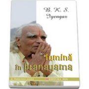 B.K.S. Iyengar, Lumina in pranayama