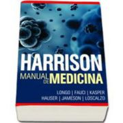 Dan L. Longo, Harrisons - Manual de Medicina