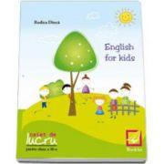 Rodica Dinca, English for kids Caiet de lucru clasa pentru clasa a III-a