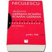 Dictionar roman-german / german-roman pentru toti (50 000 de cuvinte si expresii)
