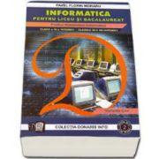 Informatica pentru liceu si bacalaureat. Profilul Matematica-Informatica clasa a IX-a Intensiv, clasele IX-a Ne-intensiv (2)