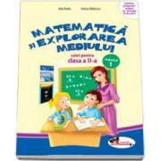 Matematica si explorarea mediului, caiet pentru clasa a II-a - Semestrul 1 (Anina Badescu)