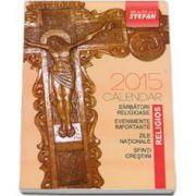 Calendar religios 2015 - Format mic