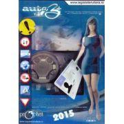 Auto B+ V.3 - Software pentru obtinerea permisului de conducere auto categoria B (DVD) - Editia 2015