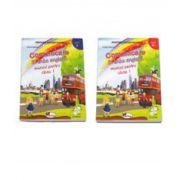 Comunicare in limba engleza, manual pentru clasa a I-a - Semestrul I si Semestrul al II-lea. Contine editia digitala - Cristina Johnson