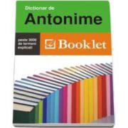 Dictionar de antonime (Andreea Bancescu)