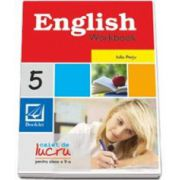English Workbook. Caiet de lucru pentru clasa a V-a  (Iulia Perju)