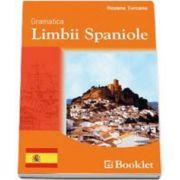 Gramatica limbii spaniole (Roxana Turcanu)