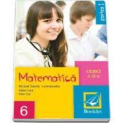 Matematica pentru clasa a VI-a - Semestrul I (Cotul Adela)