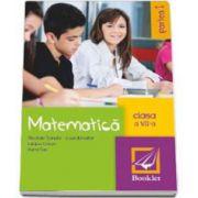 Matematica pentru clasa a VII-a - Semestrul I (Chilom Iuliana)