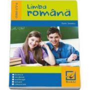 Limba si literatura romana - gramatica. Caiet de lucru pentru clasa a 5-a (Florin Ionescu)