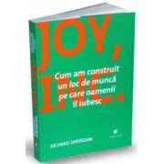 Joy, Inc. - Cum am construit un loc de munca pe care oamenii il iubesc (Richard Sheridan)