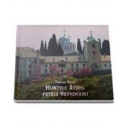 George Becali, Muntele Athos, Patria Ortodoxiei