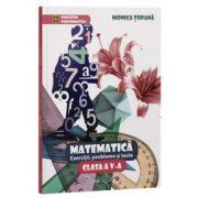 Matematica - exercitii, probleme si teste pentru, pentru clasa a V-a